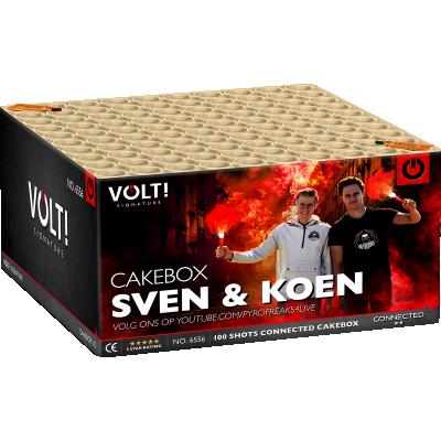 Sven en Koen