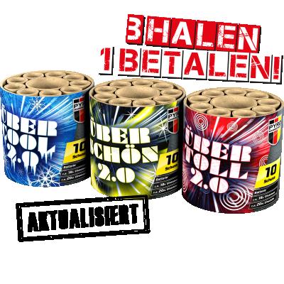 Ubercool, Uberschon, Ubertoll 2.0 3 = 1