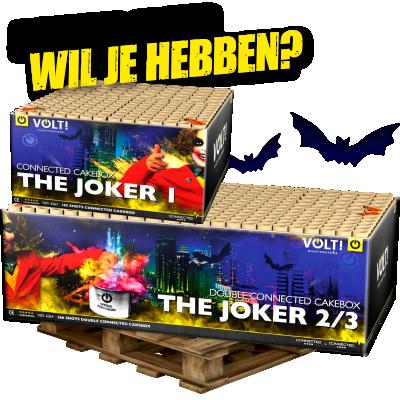 THE JOKER (NIEUW)