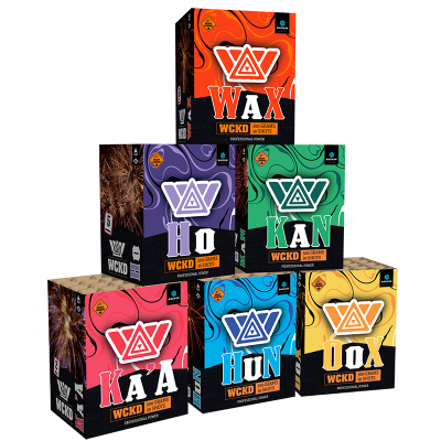 WCKD Six pakket