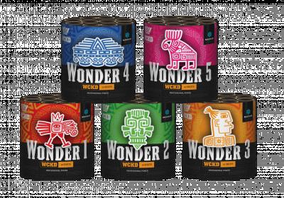 WCKD Wonders pakket