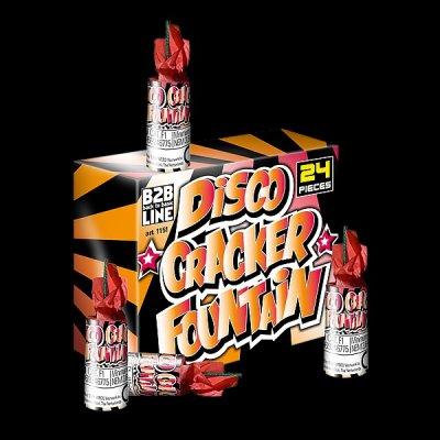 B2B Disco Cracker Fountain
