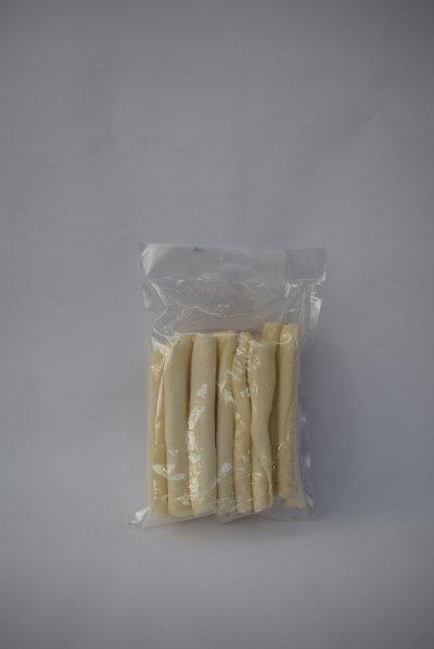 Witte kauwrol
