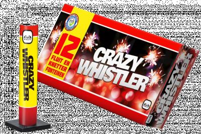 Crazy Whistler
