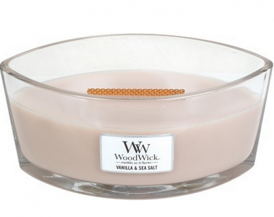 WW Flame Ellipse Vanilla & Sea Salt