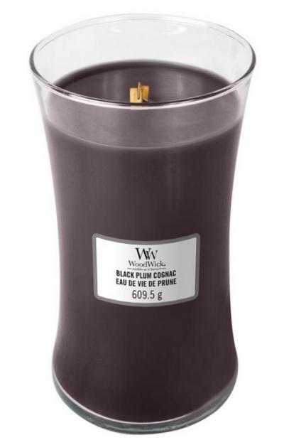 WW Large Black Plum Cognac