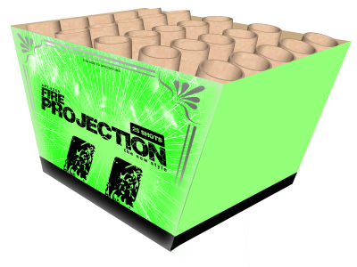 Fire Projection