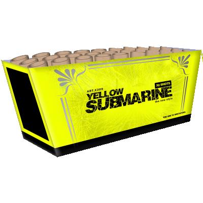 KX309 Yellow Submarine