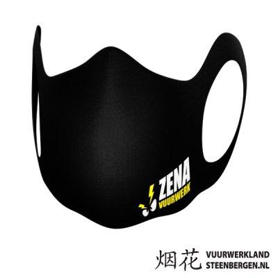 Zena Mondmasker Zwart