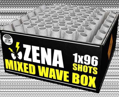 Zena mixed wave box