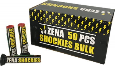 zena shockies Bulk 50st/pak