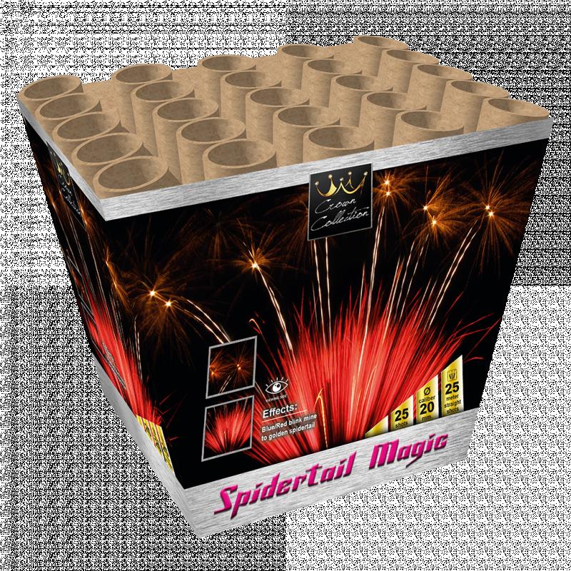Spidertail Magic