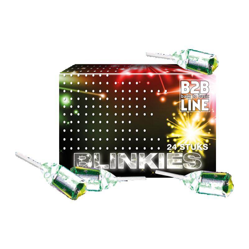 GBV-Weco Blinkies B2B 24 stuks