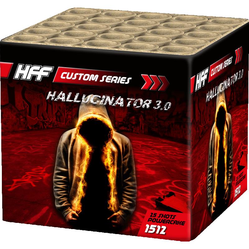 Hallucinator 3.0