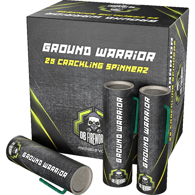 Ground Warrior (25 stuks)
