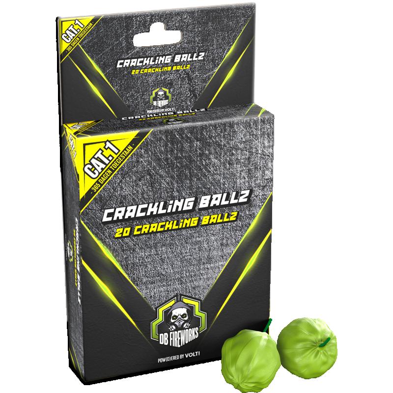 Crackling Ballz