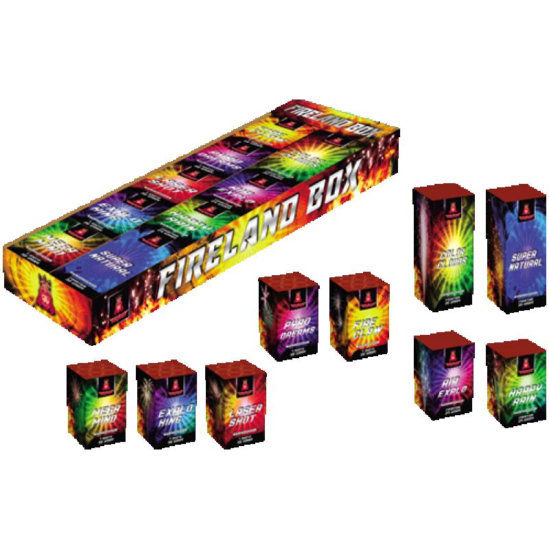 Fireland Box