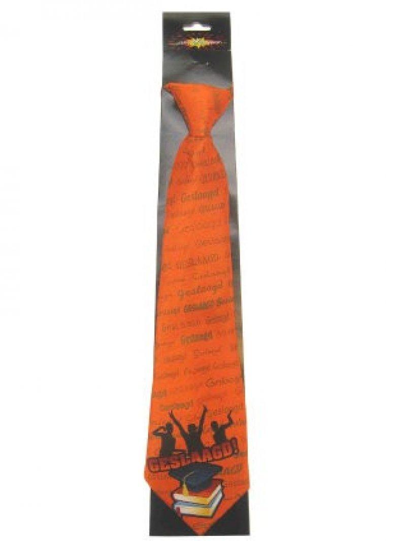 stropdas geslaagd