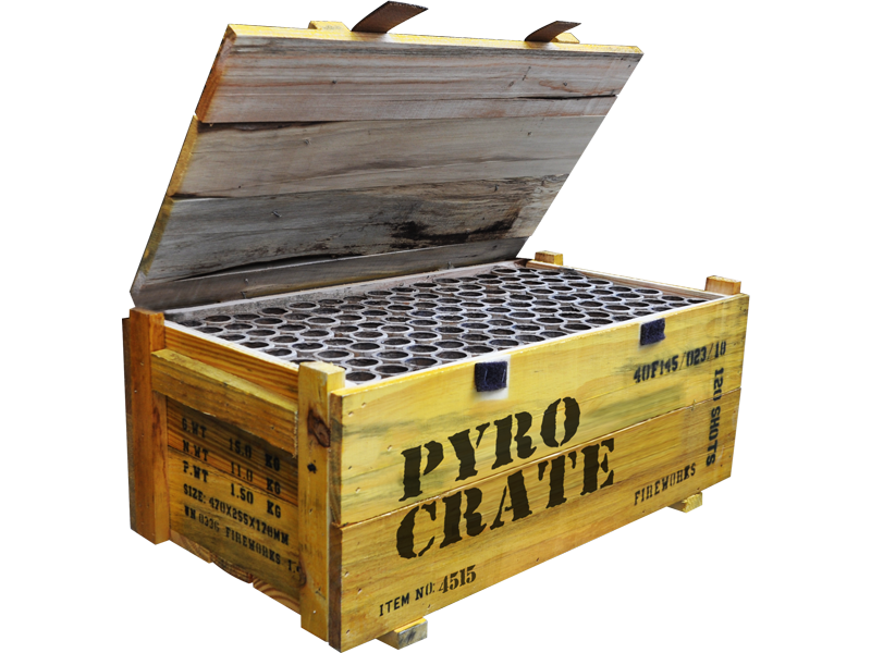Pyro Crate