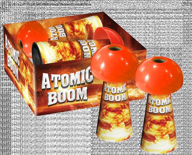Atomic Boom