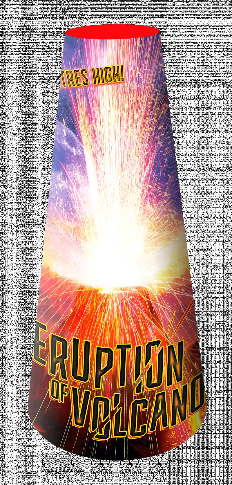 Eruption of Vulcano