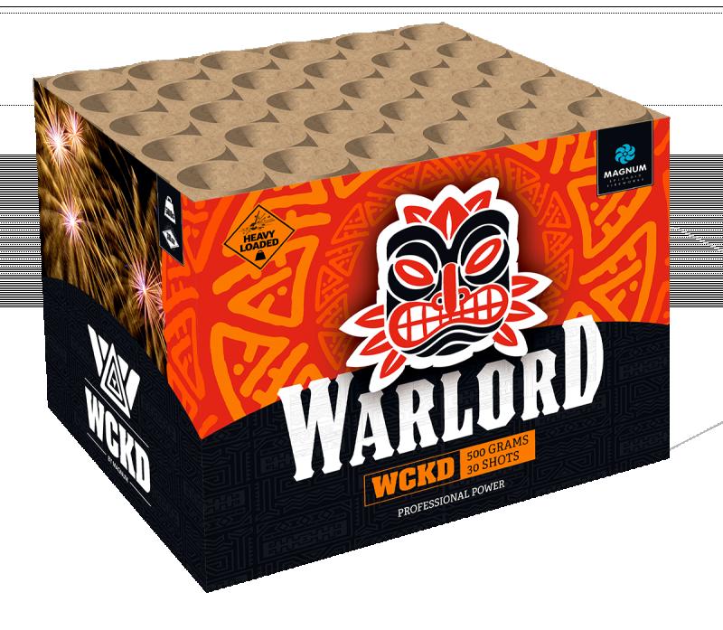 WARLORD 30 schoten