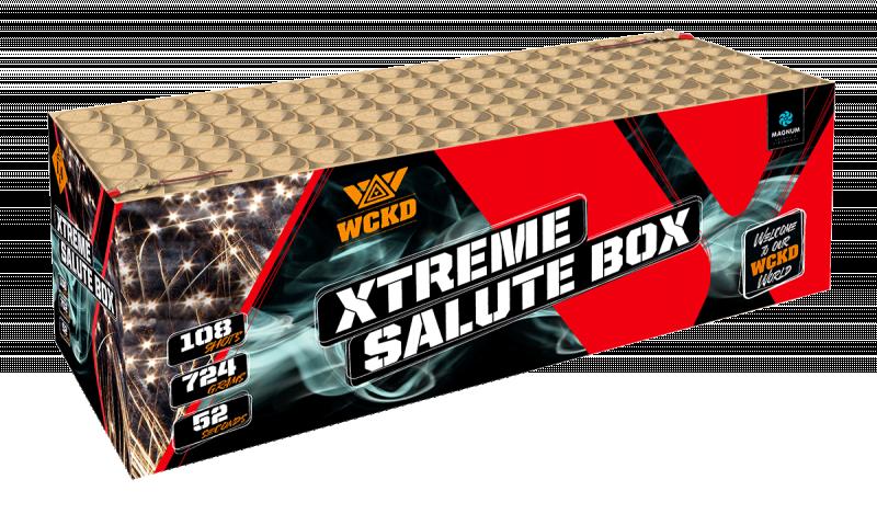 Xtreme Salute Box