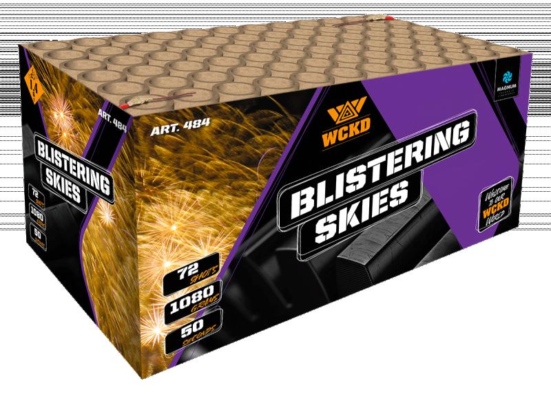 Blistering Skies