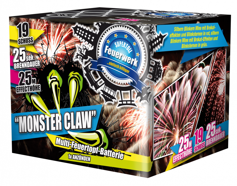 Monster Claw