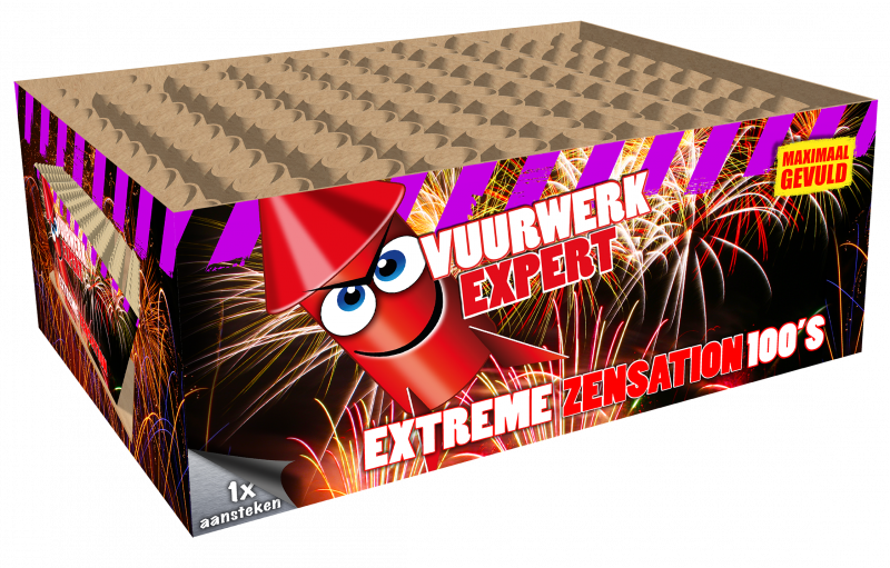 Extreme Zensation 100'S