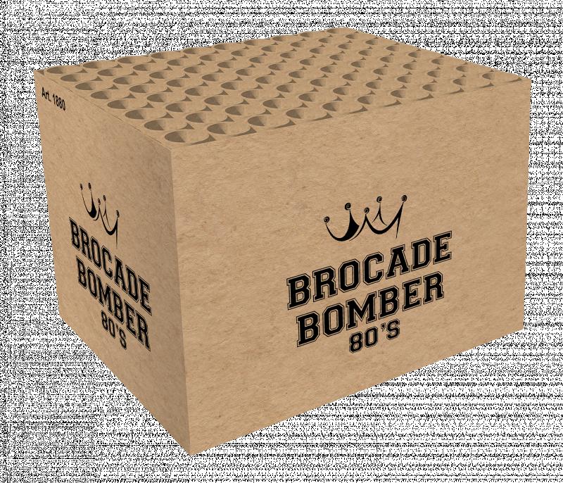 Brocade Bomber 80sh