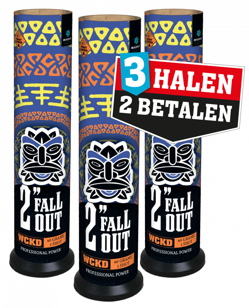 """2"""" Fall Out"""