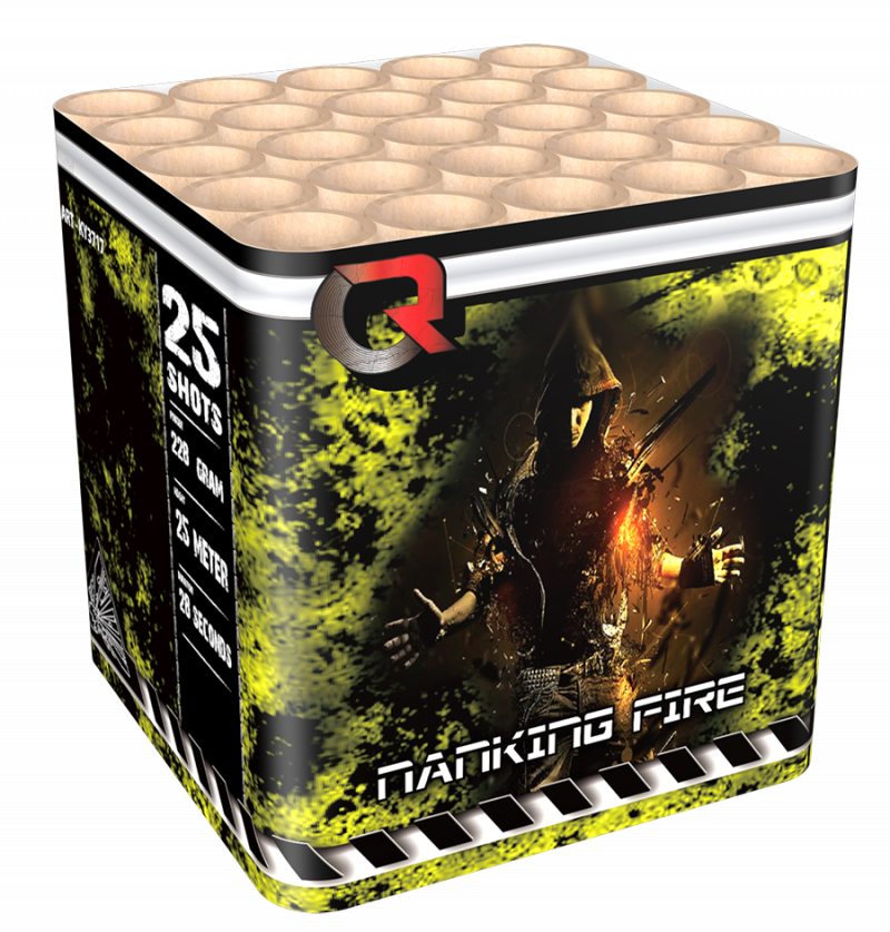 Nankin Fire