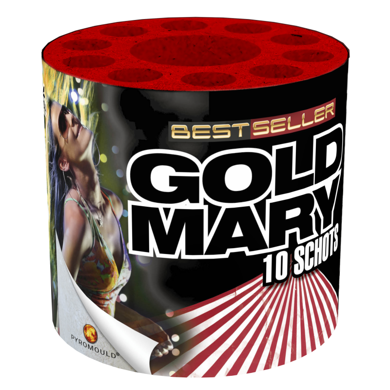 Gold Mary | 10 schots