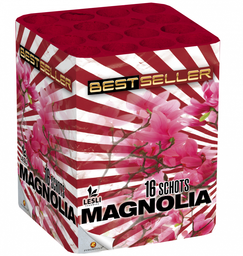 Magnolia | 16 stuks
