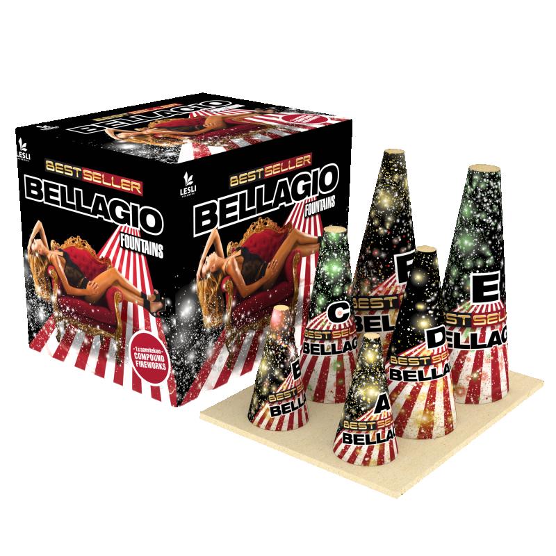 Bellagio Fonteinen Show