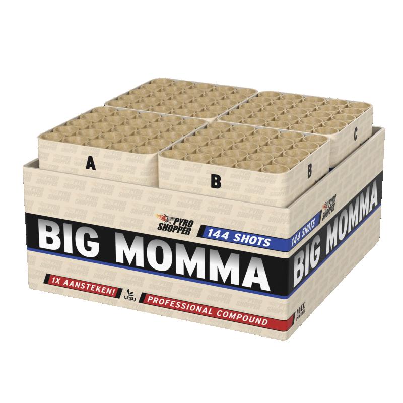 Big Momma | 144 schots