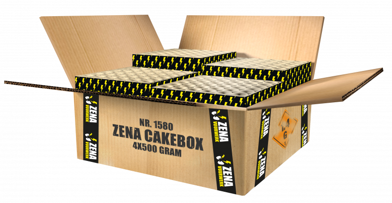Zena cakebox*