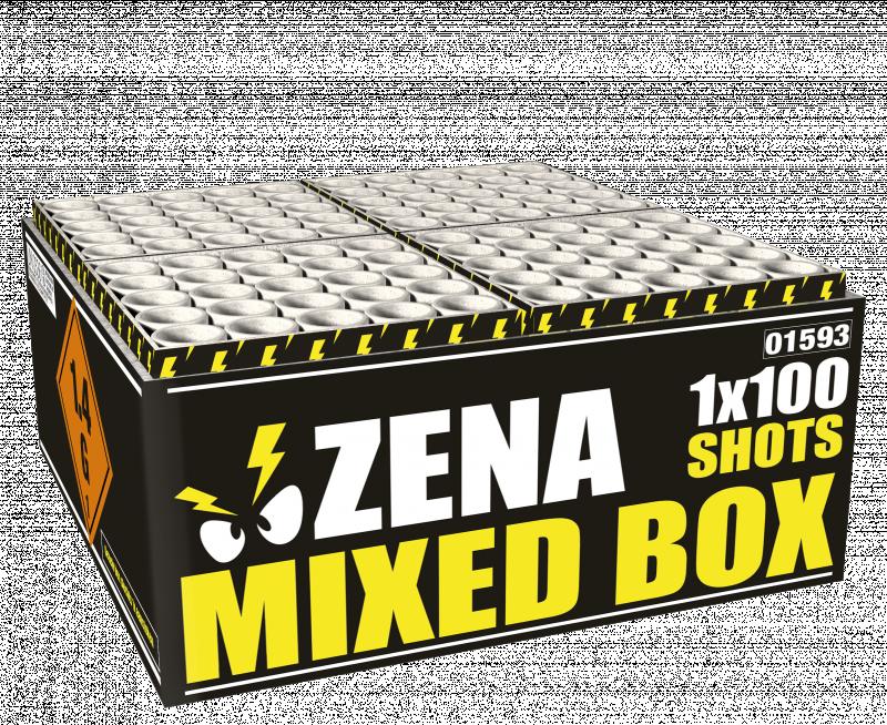 ZENA MIXED BOX