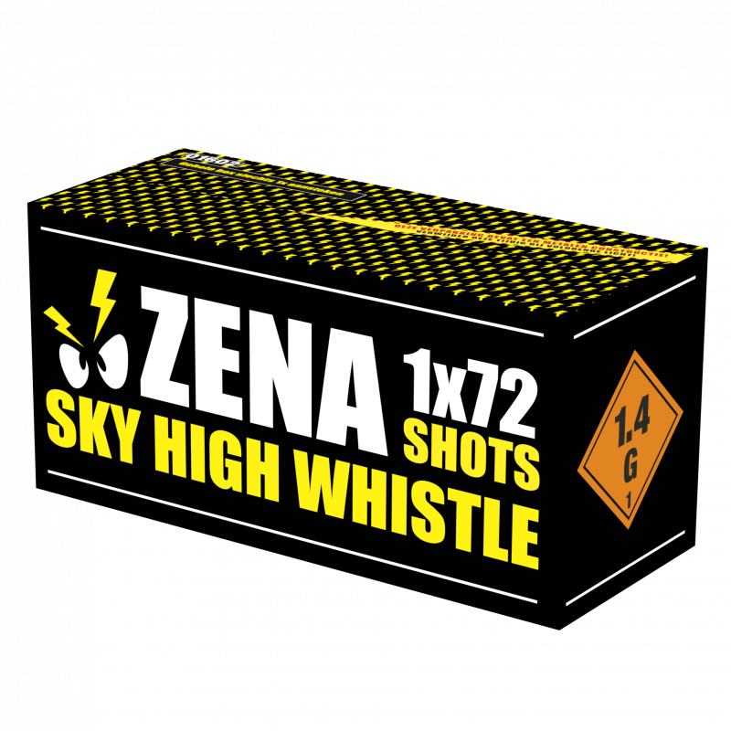 Zena sky high whistle