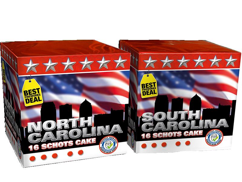 Carolina North & South