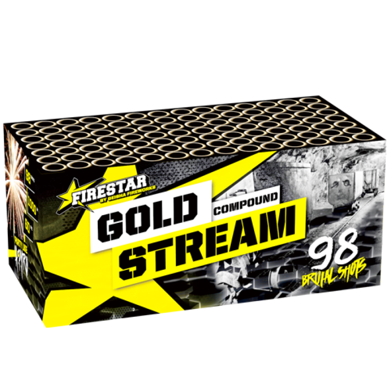 Gold Stream Compound 98's