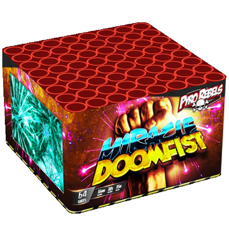 Miracle Doomfist New