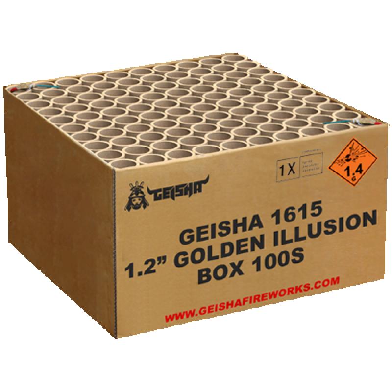 Golden Illusion | 100 schots