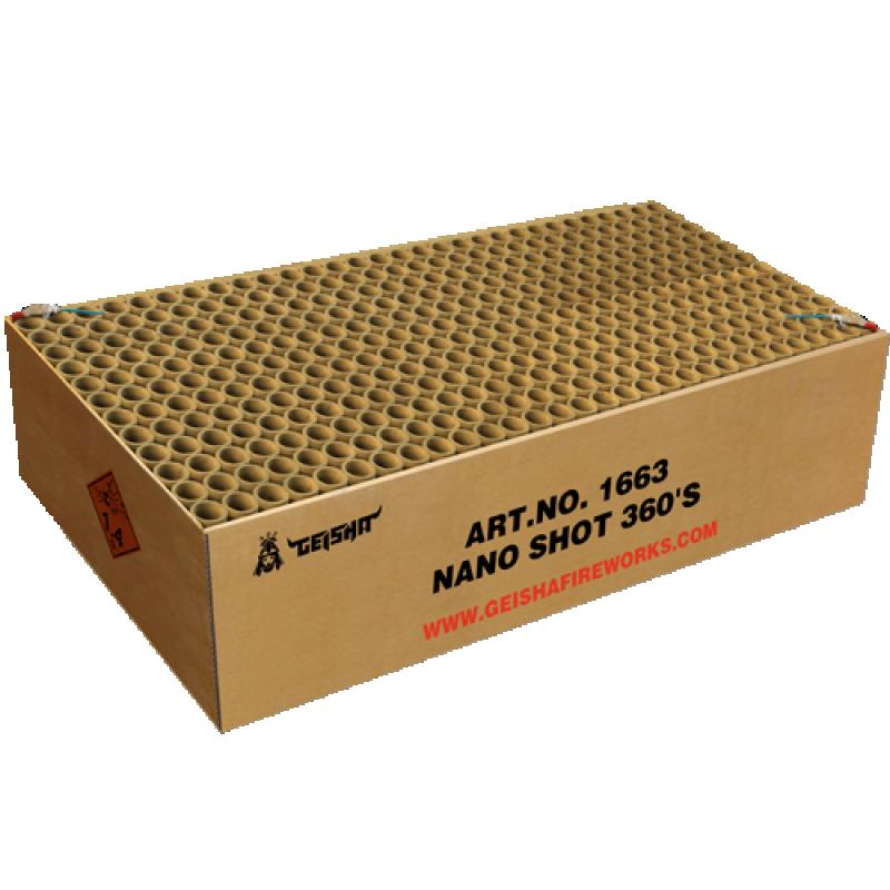 Nano Shot 360's