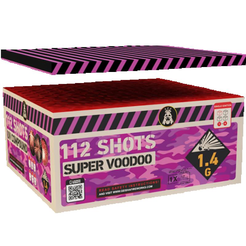 Super Voodoo 112's Compound Box