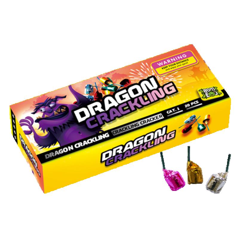 Dragon Crackling New