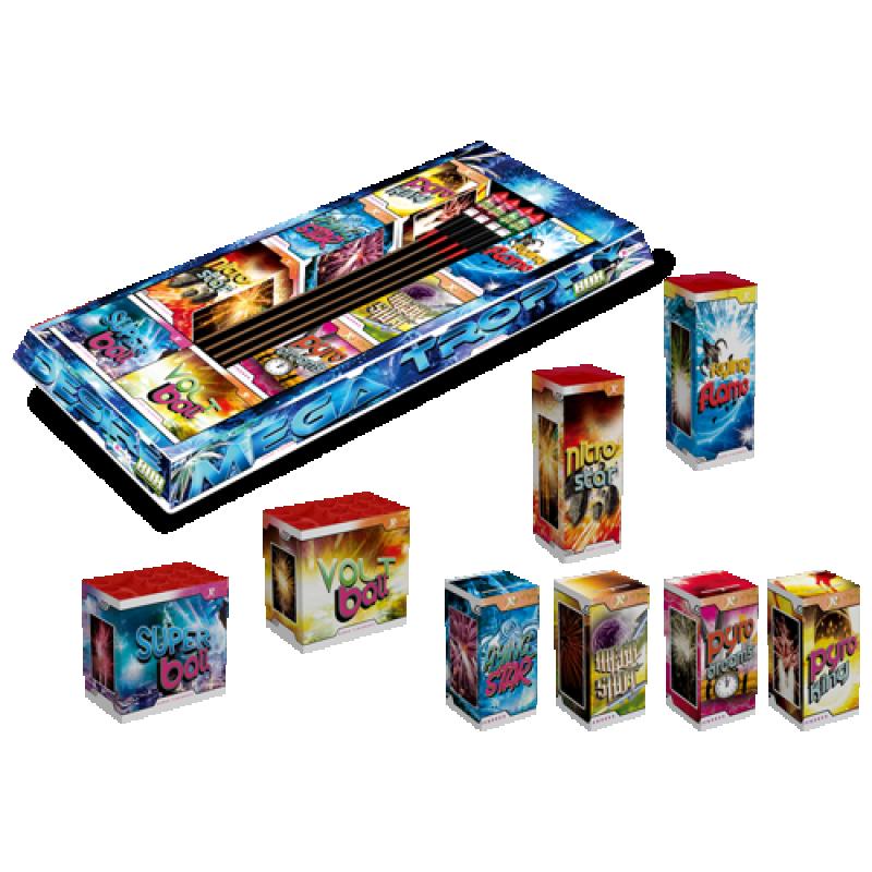 Mega Trophy Box