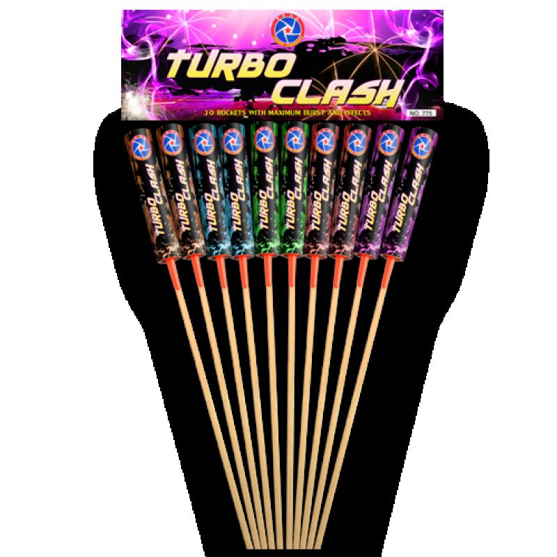 HL Turbo Clash Rockets