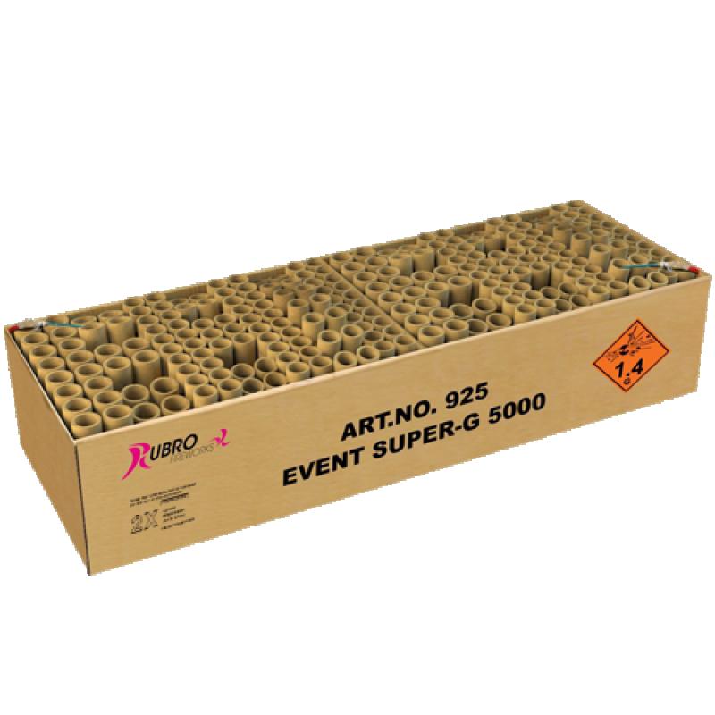 Event Super-g 5000 232's (double Compound)